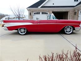 Picture of Classic '57 Chevrolet Bel Air located in Butler Pennsylvania Offered by Bantam City Rods - DLM4
