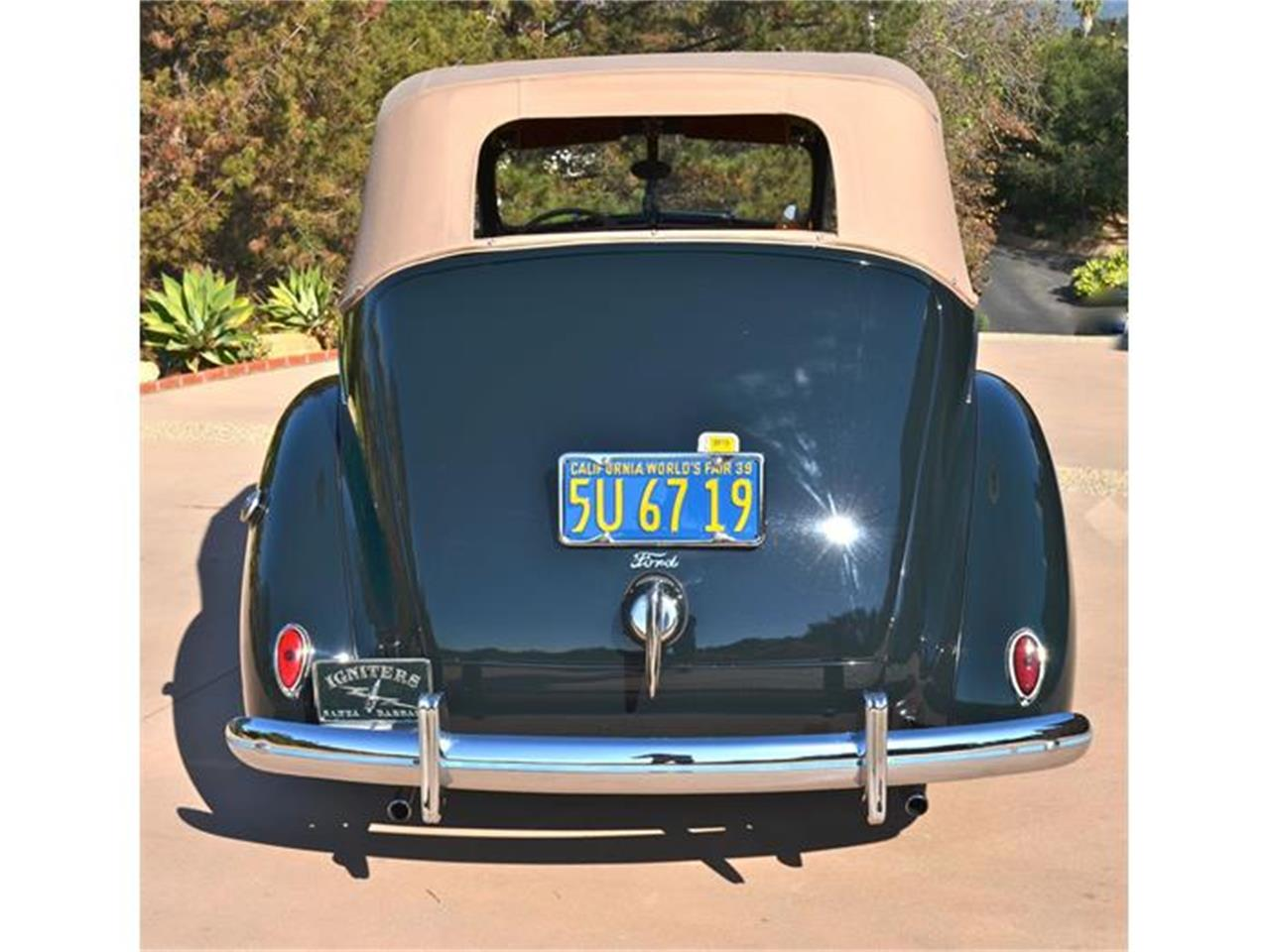Large Picture of Classic 1939 Deluxe located in California - $55,000.00 - DLUY
