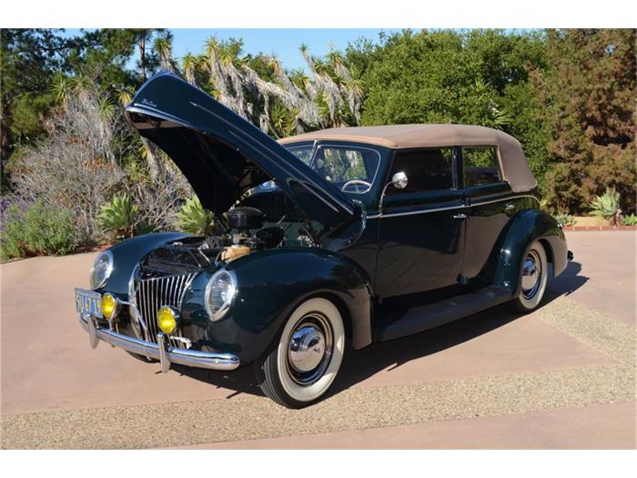 Large Picture of Classic '39 Ford Deluxe located in California Offered by Spoke Motors - DLUY
