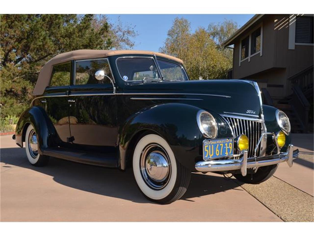 Large Picture of 1939 Deluxe located in Santa Ynez California - DLUY