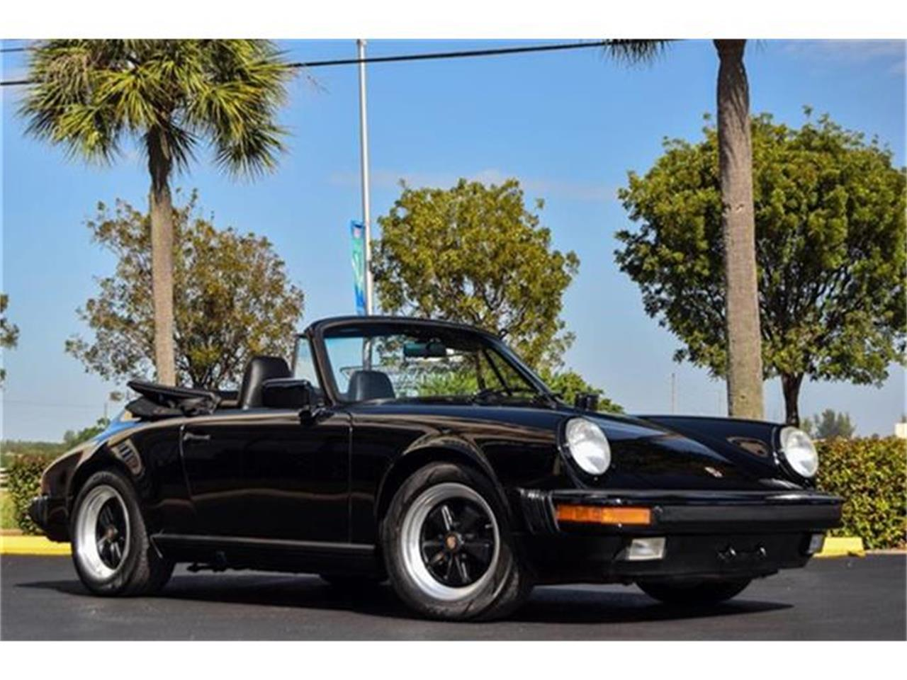 Large Picture of 1987 Porsche 911 Carrera - DLZY