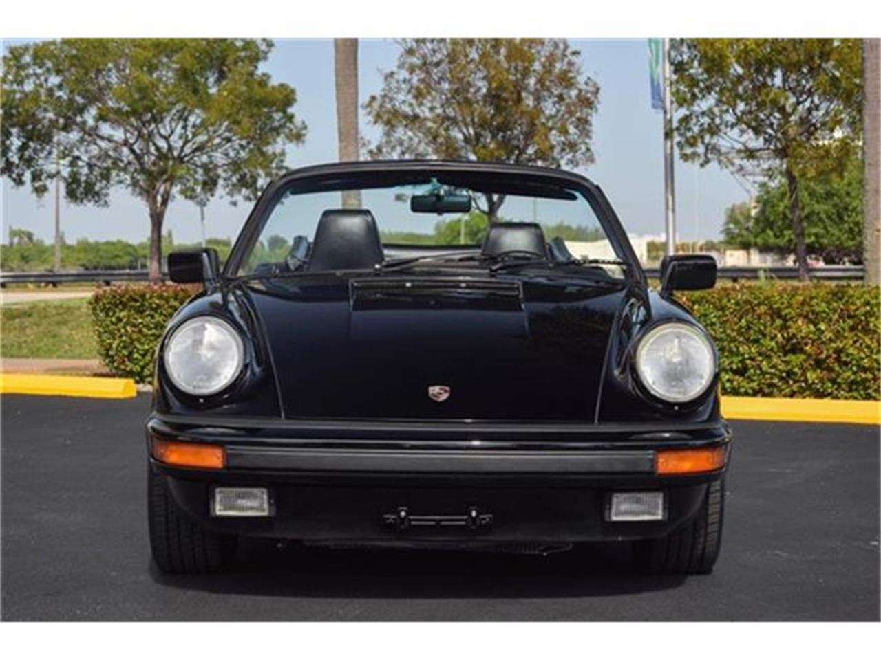 Large Picture of 1987 Porsche 911 Carrera located in Miami Florida Offered by The Garage - DLZY
