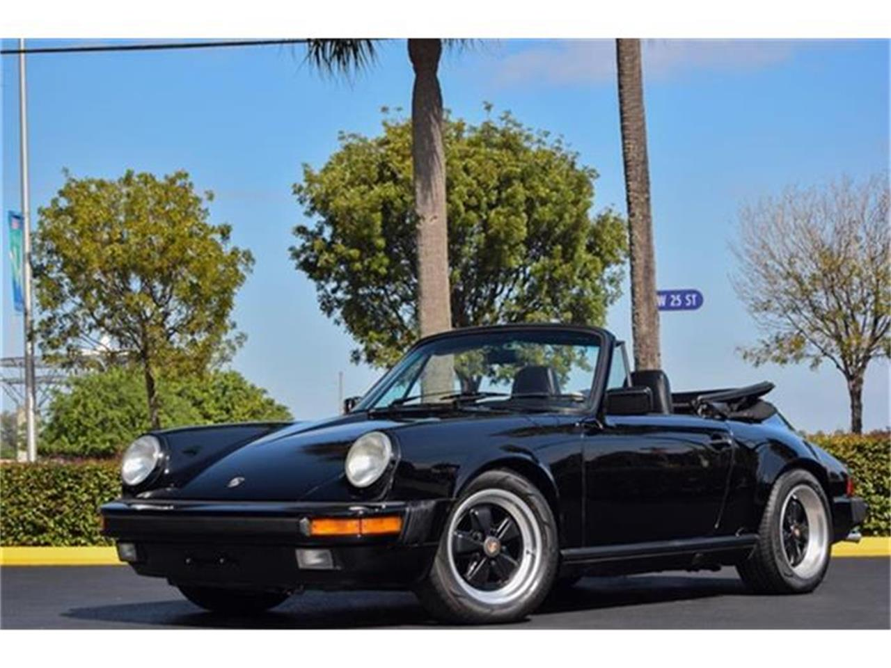 Large Picture of '87 Porsche 911 Carrera Offered by The Garage - DLZY