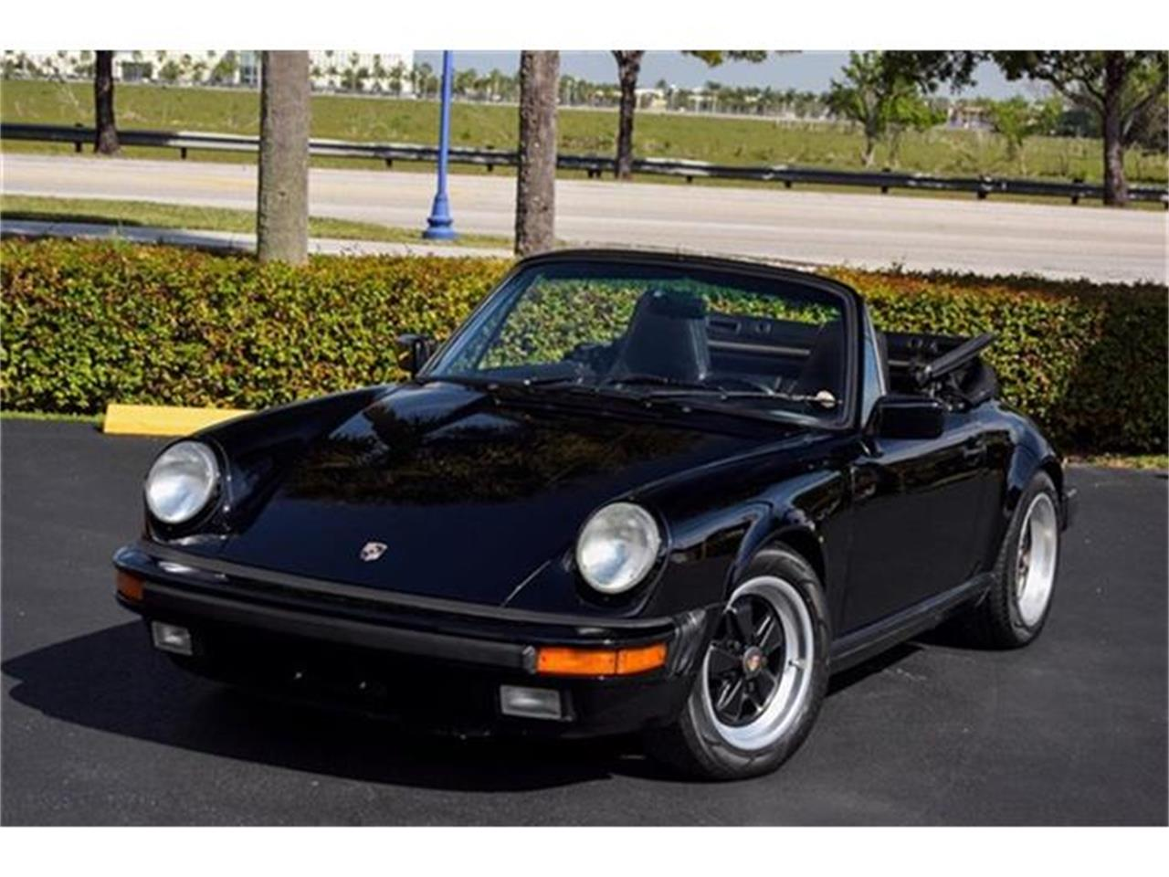 Large Picture of 1987 911 Carrera located in Florida - DLZY