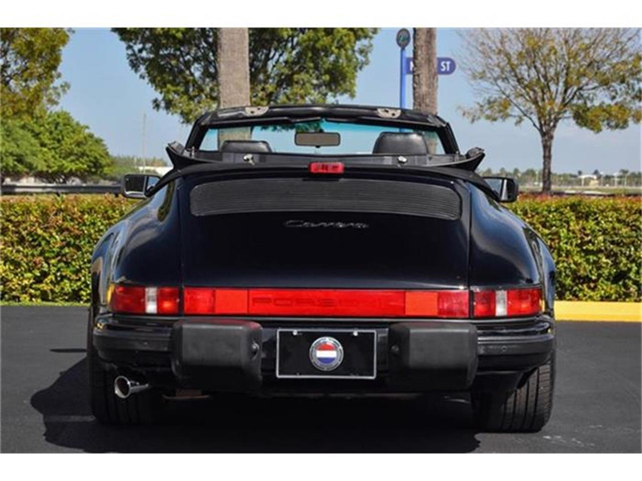 Large Picture of 1987 Porsche 911 Carrera Offered by The Garage - DLZY