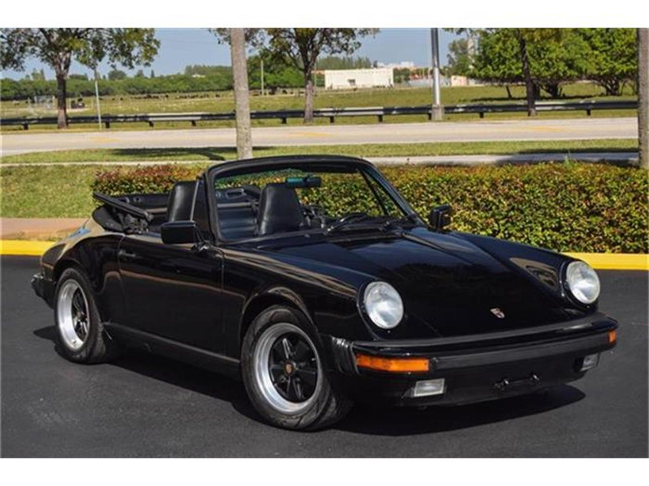Large Picture of '87 911 Carrera located in Miami Florida - DLZY