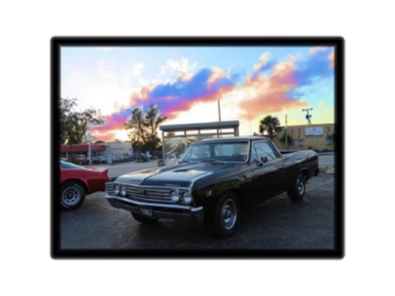 Large Picture of '67 El Camino - DM8Z