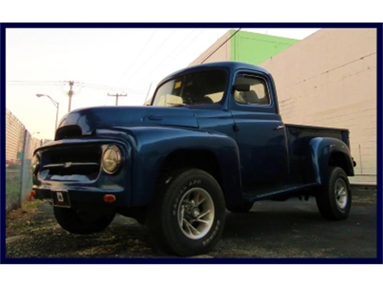 1952 International Pickup for Sale | ClassicCars.com | CC-635369