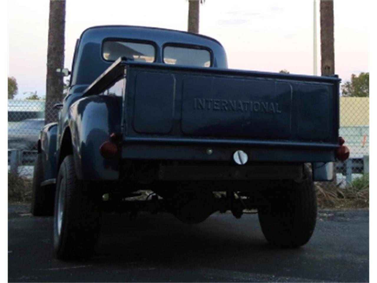 Large Picture of 1952 International Pickup Offered by Sobe Classics - DM95