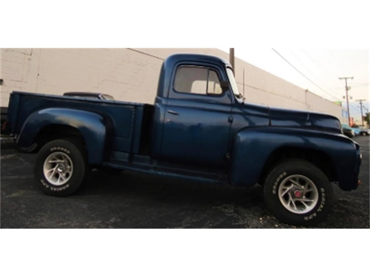 Large Picture of '52 Pickup - DM95