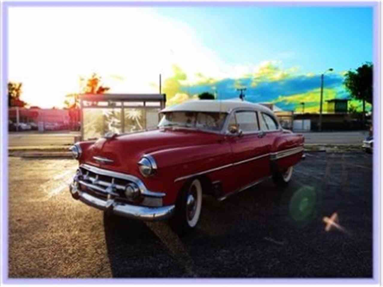 Large Picture of '53 Bel Air - DMVT