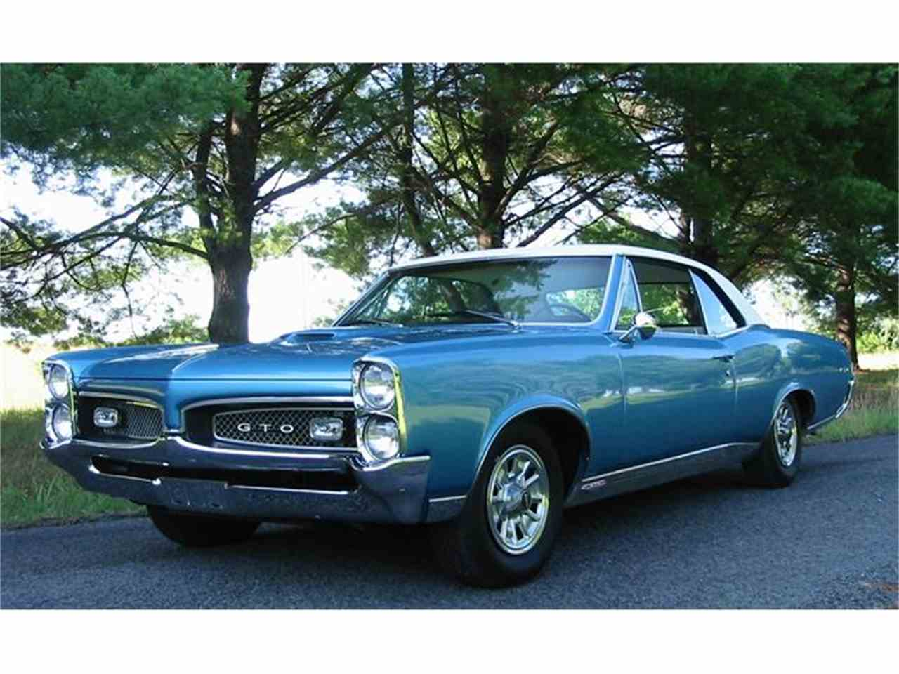 Large Picture of '67 GTO - DMYS