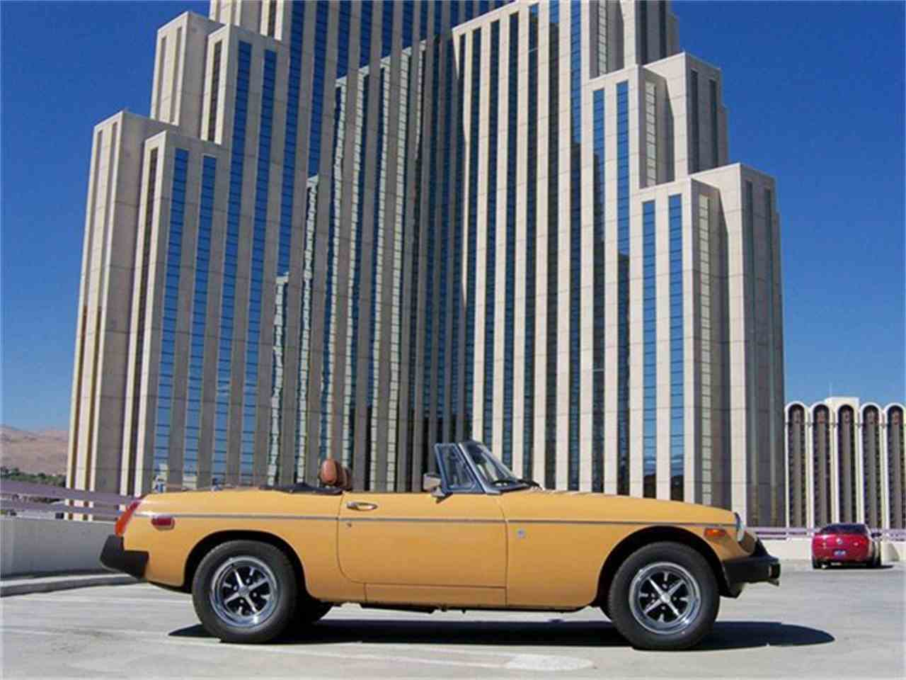 1977 mg mgb for sale cc 636304. Black Bedroom Furniture Sets. Home Design Ideas