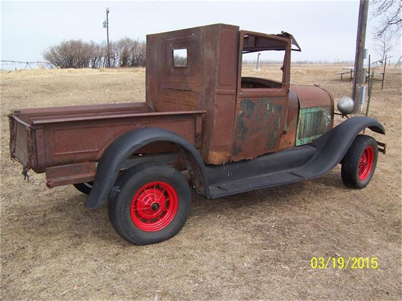 Large Picture of '29 1/2 Ton Pickup - DN8L