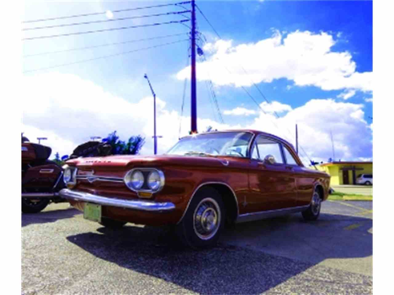 Large Picture of '64 Corvair - DO0R