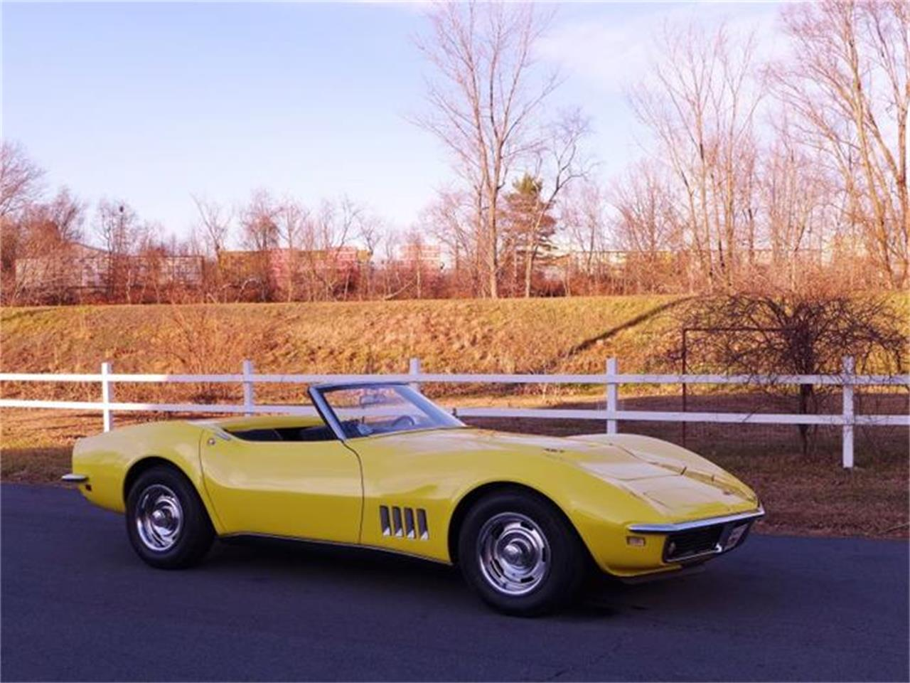 Large Picture of Classic 1968 Chevrolet Corvette located in Pennsylvania - DO4F