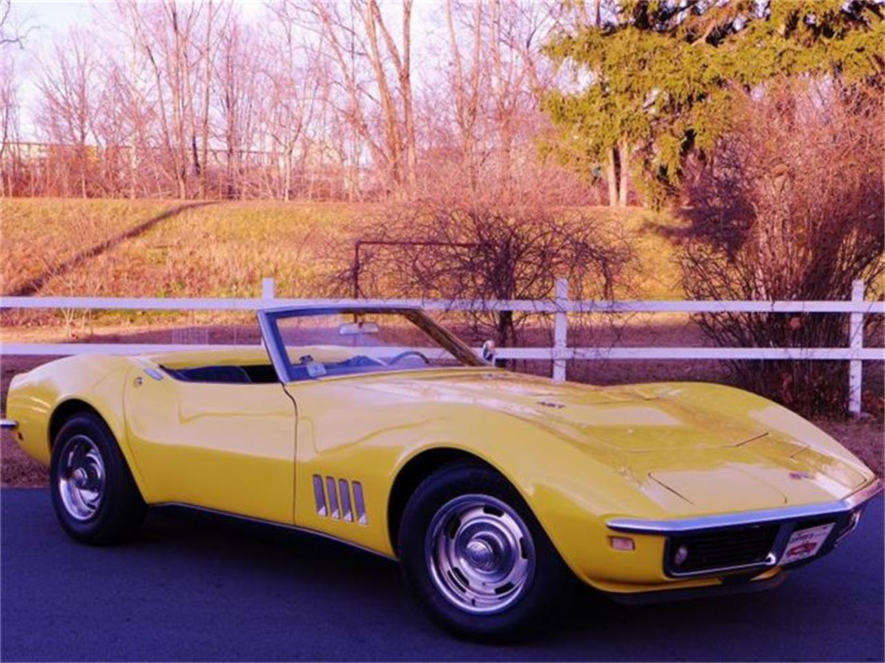 Large Picture of Classic 1968 Corvette located in Pennsylvania - $49,900.00 - DO4F