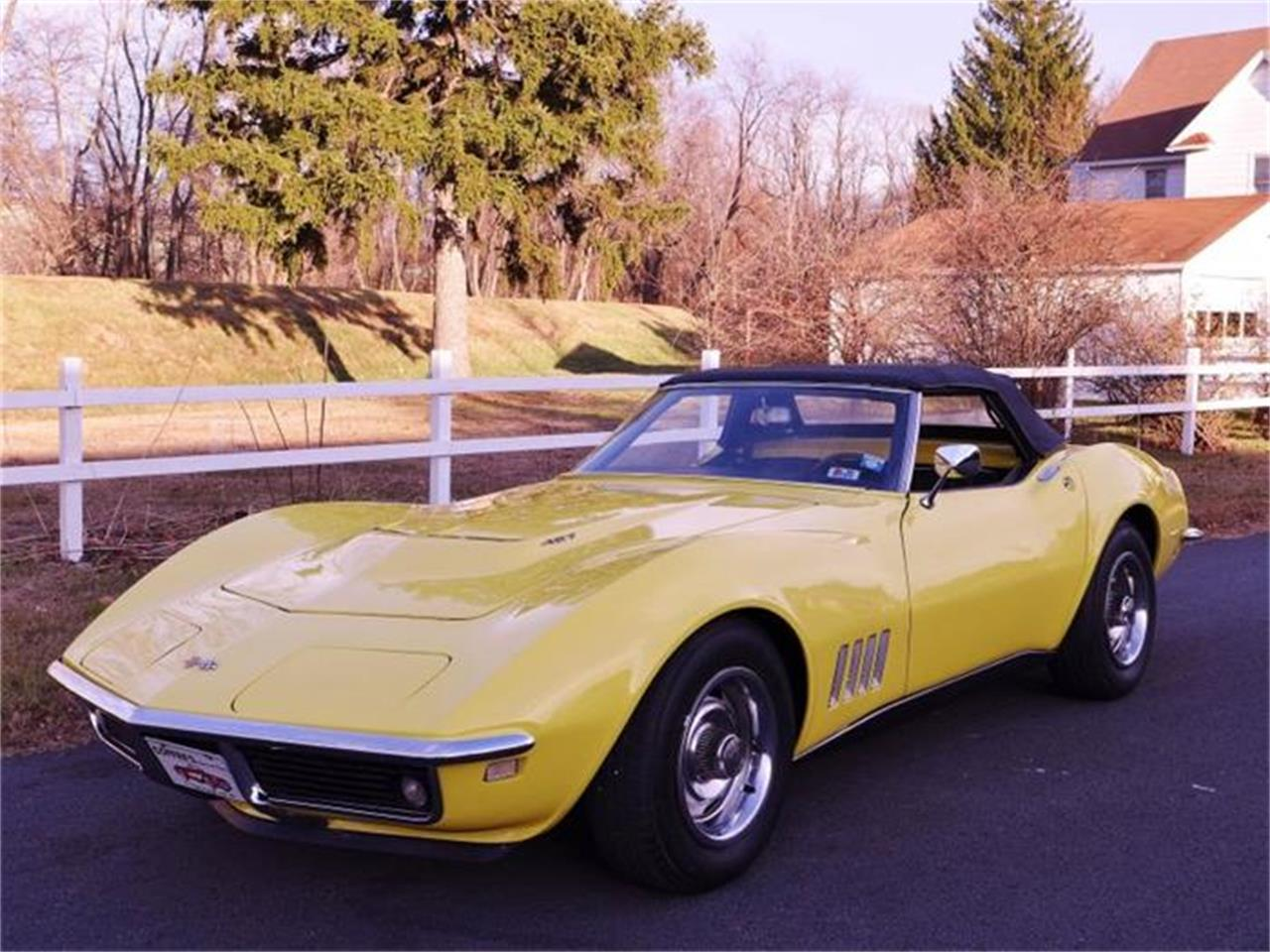 Large Picture of Classic 1968 Corvette - $49,900.00 Offered by Coffee's Sports and Classics - DO4F