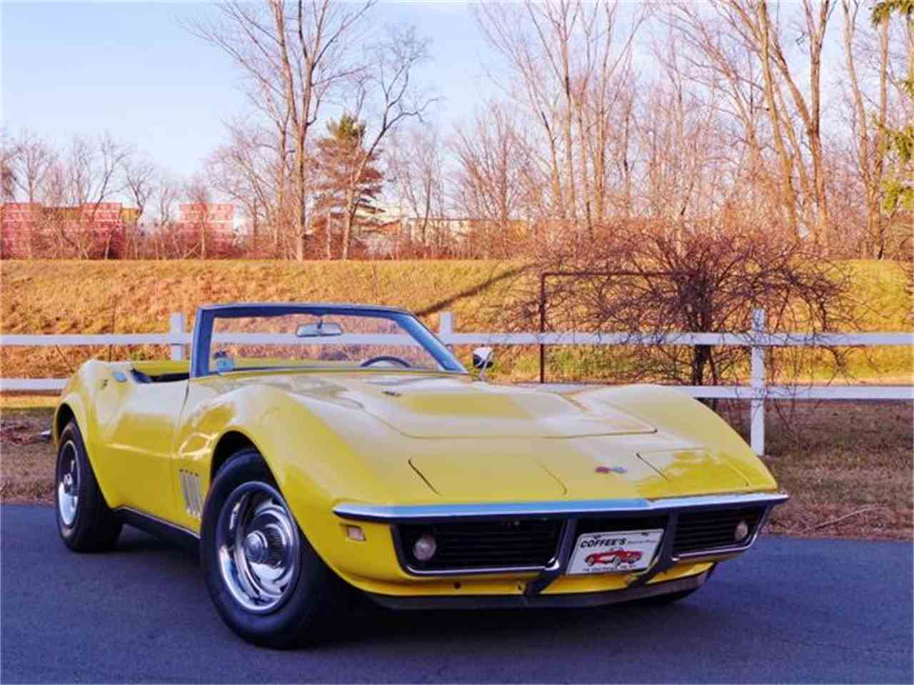 Large Picture of '68 Corvette - DO4F