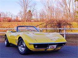 Picture of '68 Chevrolet Corvette located in Old Forge Pennsylvania Offered by Coffee's Sports and Classics - DO4F