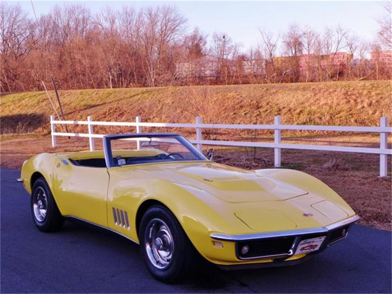 Large Picture of '68 Chevrolet Corvette located in Pennsylvania Offered by Coffee's Sports and Classics - DO4F