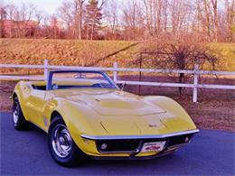 Picture of Classic '68 Chevrolet Corvette located in Pennsylvania Offered by Coffee's Sports and Classics - DO4F