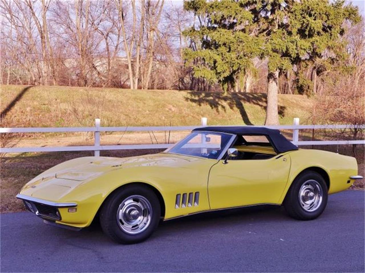 Large Picture of 1968 Corvette located in Pennsylvania - DO4F