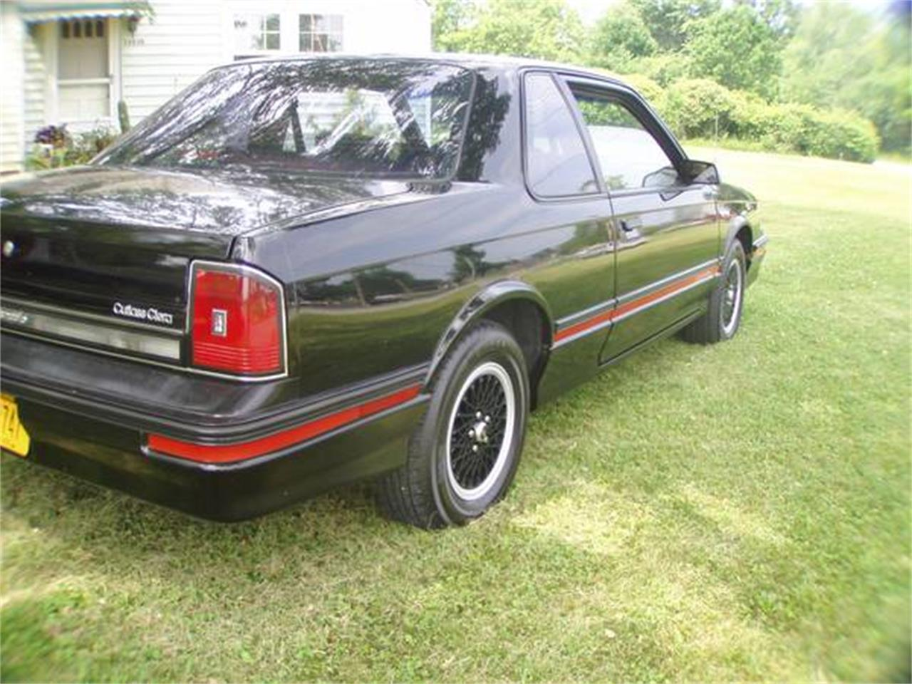 Large Picture of '88 Cutlass - DOKJ