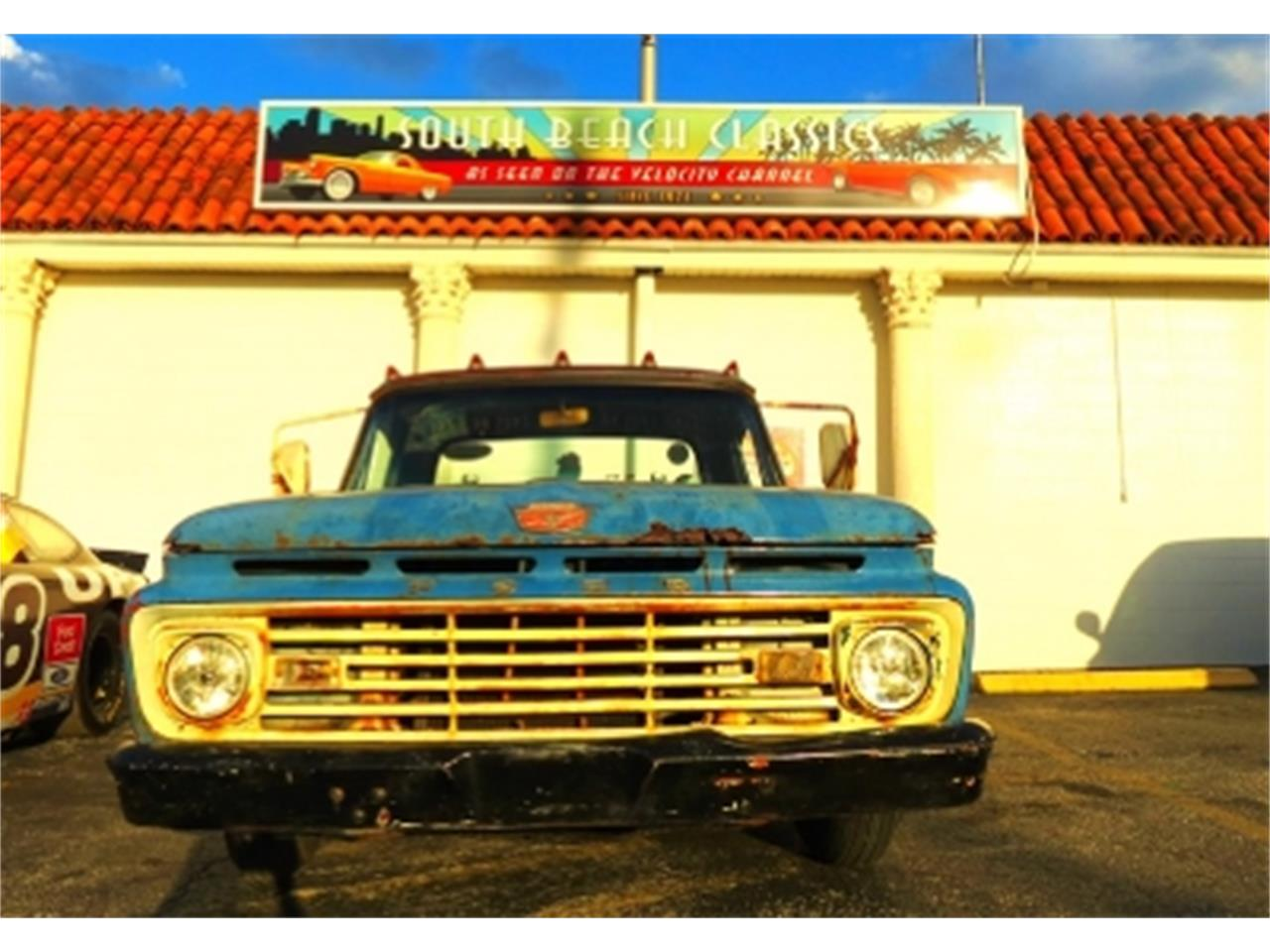 Large Picture of 1963 Ford Pickup located in Florida - DOO1