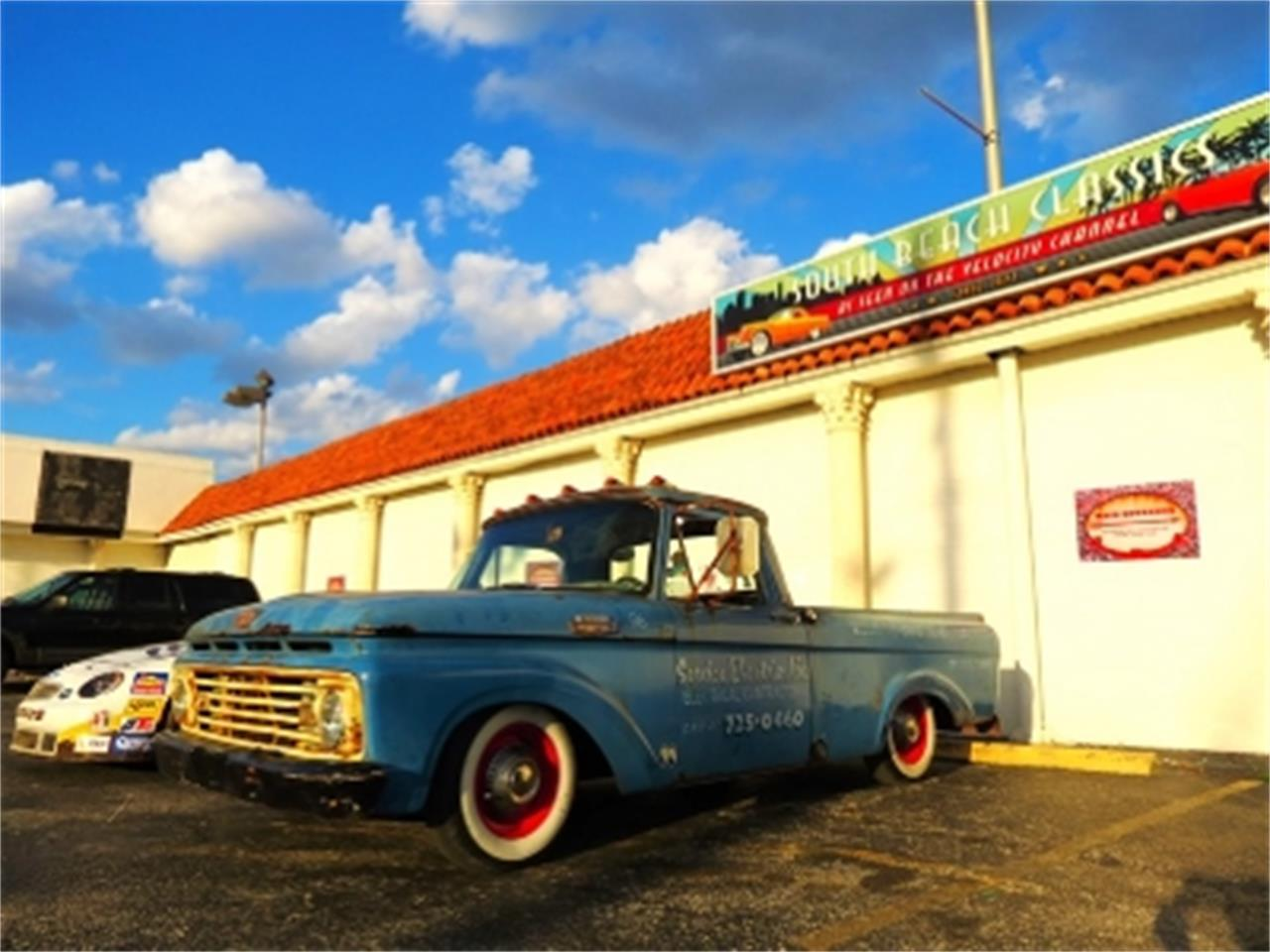 Large Picture of Classic '63 Pickup - $12,500.00 - DOO1