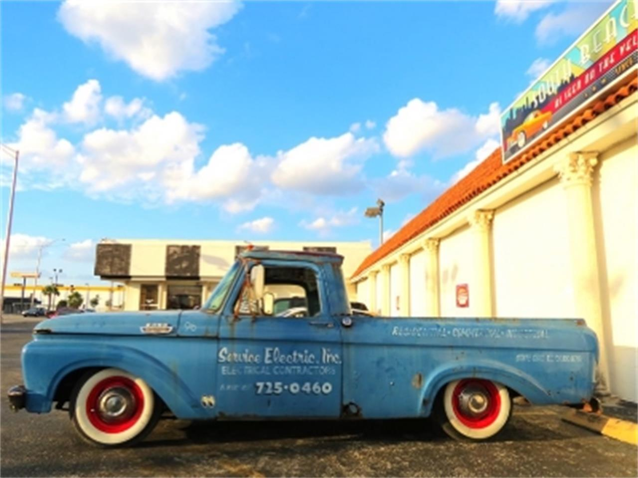 Large Picture of '63 Pickup located in Miami Florida - $12,500.00 - DOO1