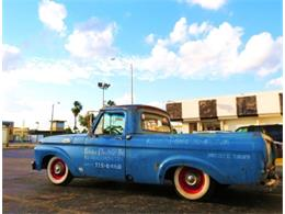 Picture of '63 Ford Pickup - $12,500.00 Offered by Sobe Classics - DOO1