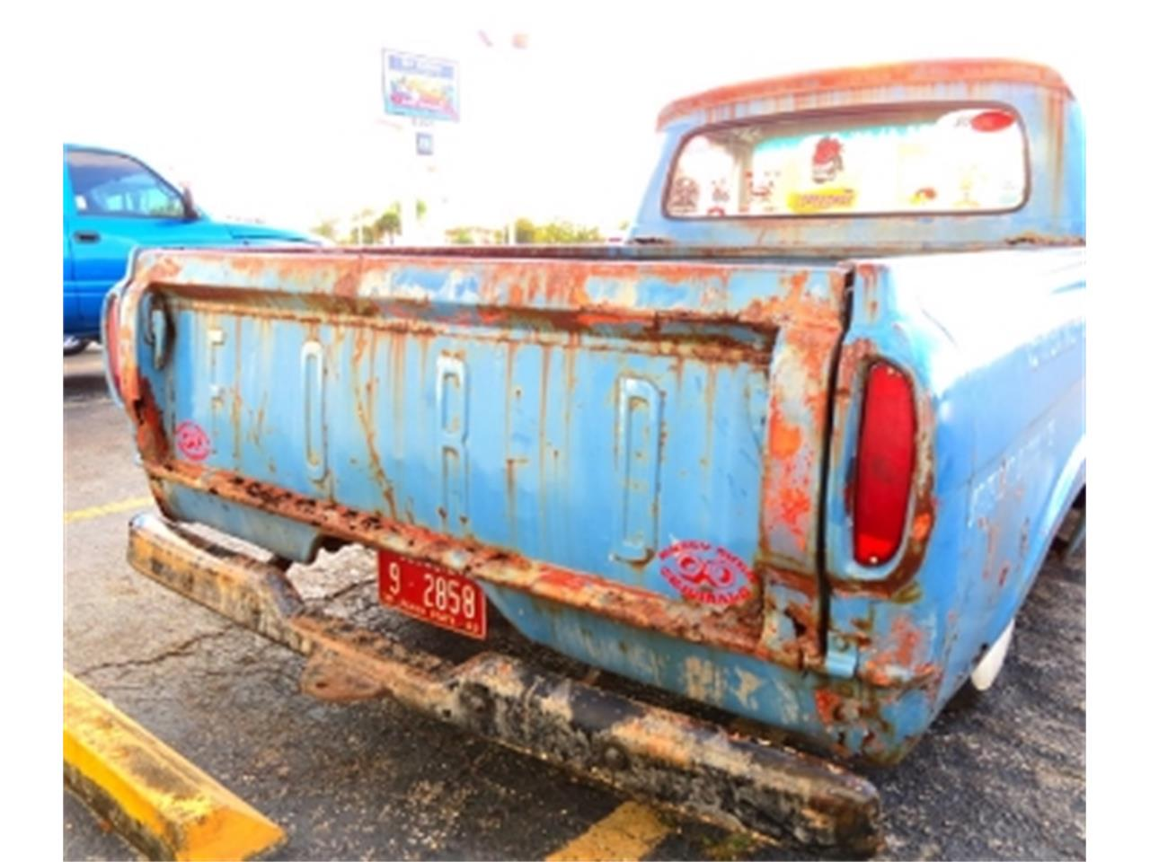 Large Picture of '63 Pickup located in Miami Florida - $12,500.00 Offered by Sobe Classics - DOO1