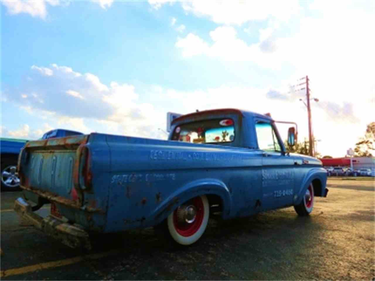 Large Picture of '63 Pickup - DOO1