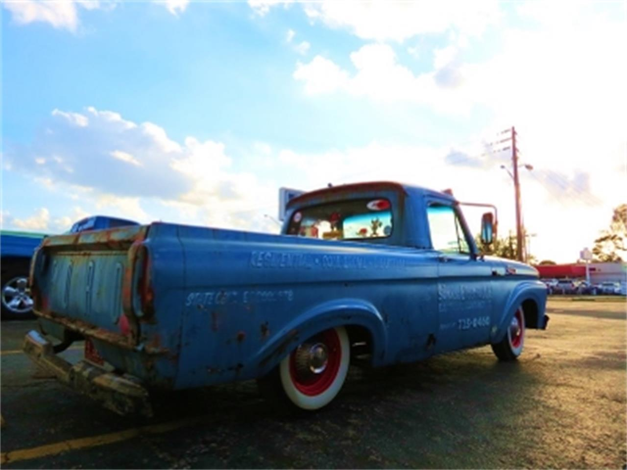 Large Picture of 1963 Ford Pickup located in Miami Florida - $12,500.00 Offered by Sobe Classics - DOO1