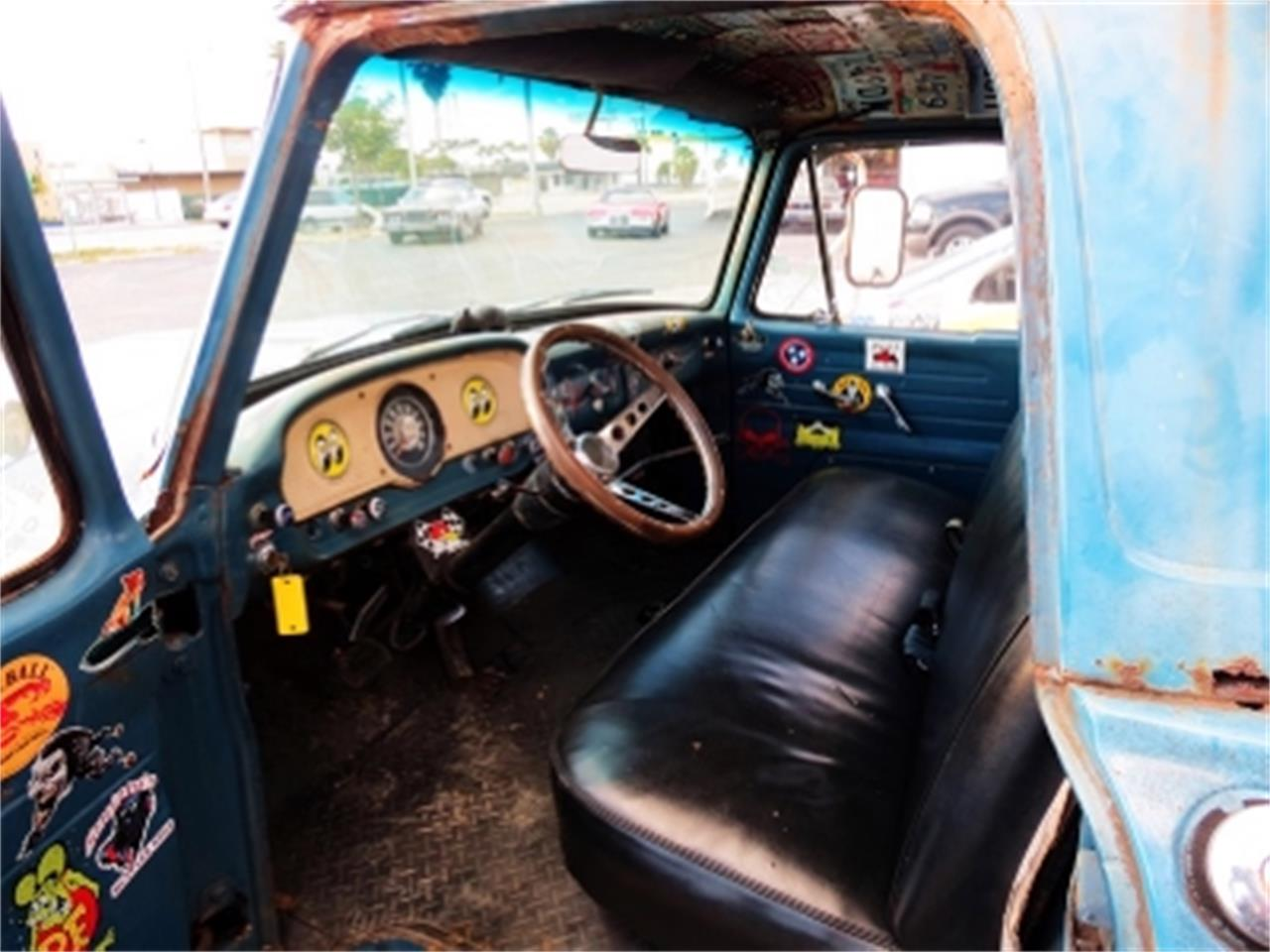 Large Picture of Classic 1963 Ford Pickup - $12,500.00 Offered by Sobe Classics - DOO1
