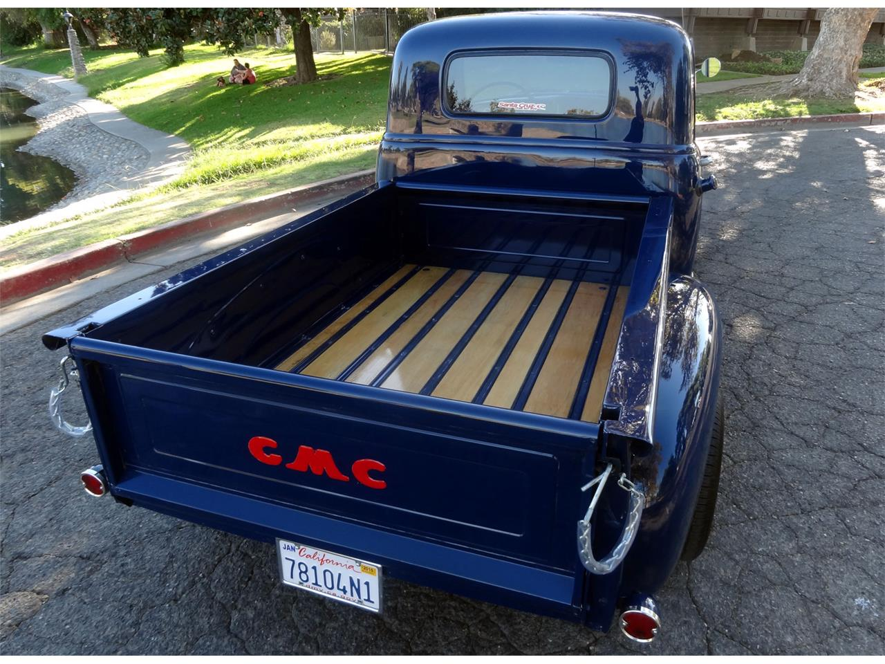 Large Picture of '54 GMC 100 located in Olivehurst California - $23,500.00 - DOQP