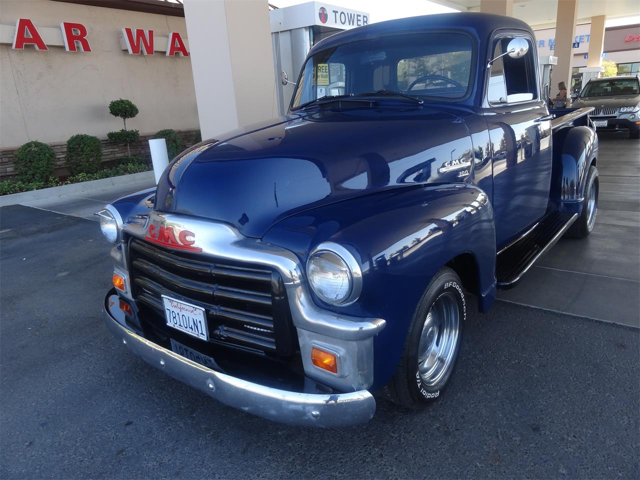 Large Picture of Classic '54 GMC 100 located in Olivehurst California - $23,500.00 Offered by a Private Seller - DOQP