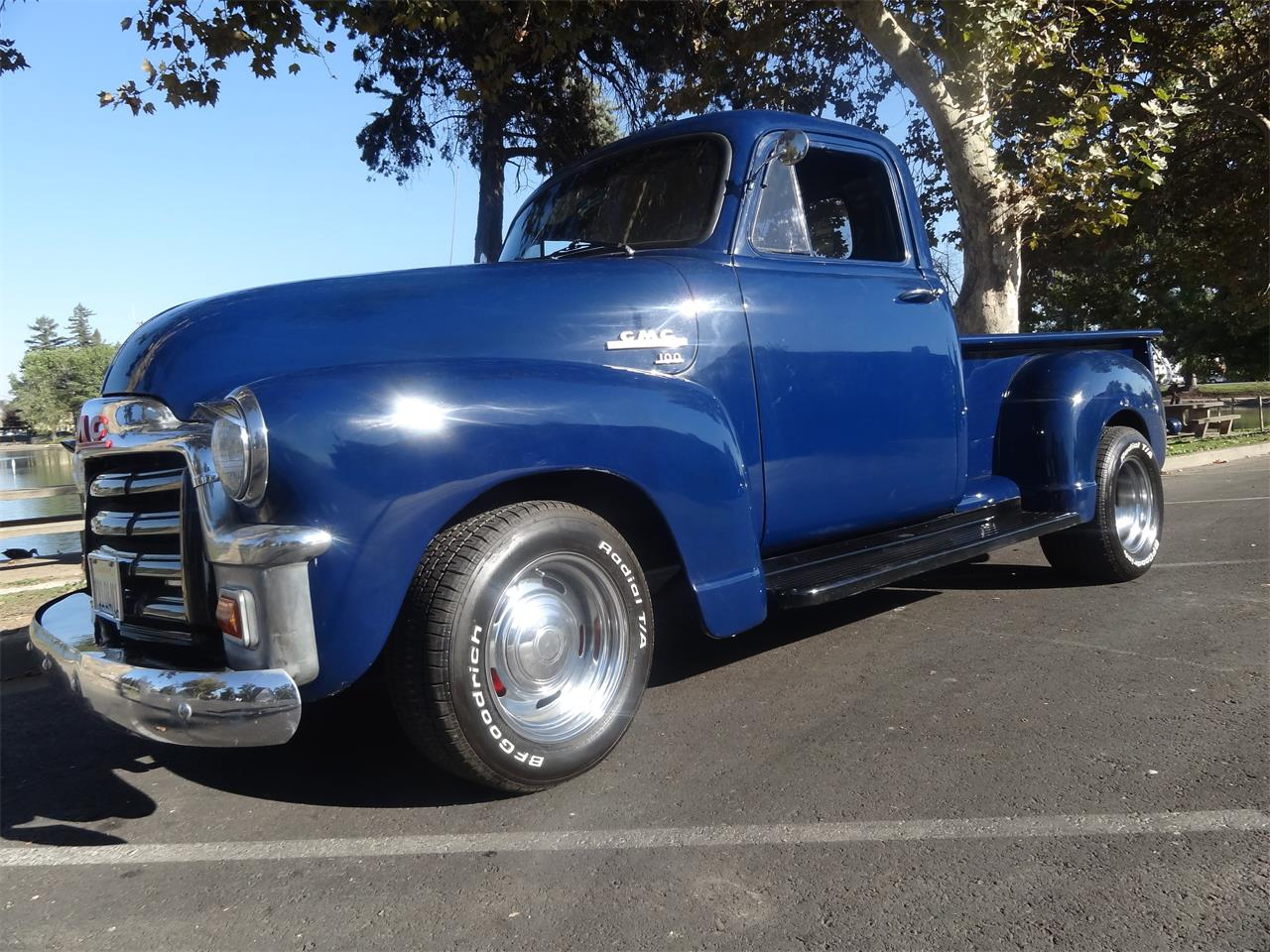 Large Picture of 1954 GMC 100 - $23,500.00 - DOQP