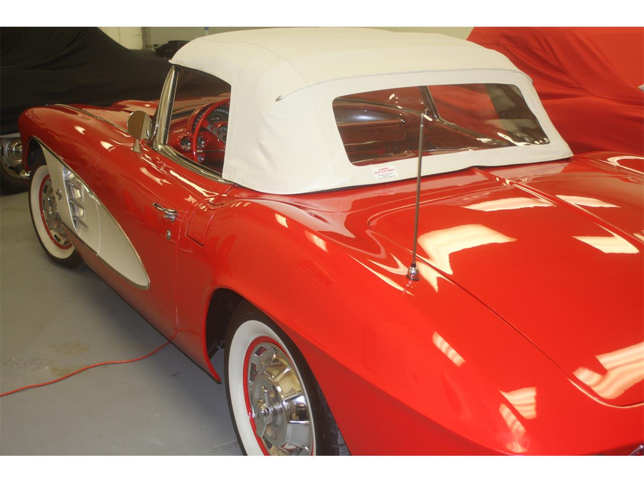 Large Picture of '61 Chevrolet Corvette located in Utah - DOWP