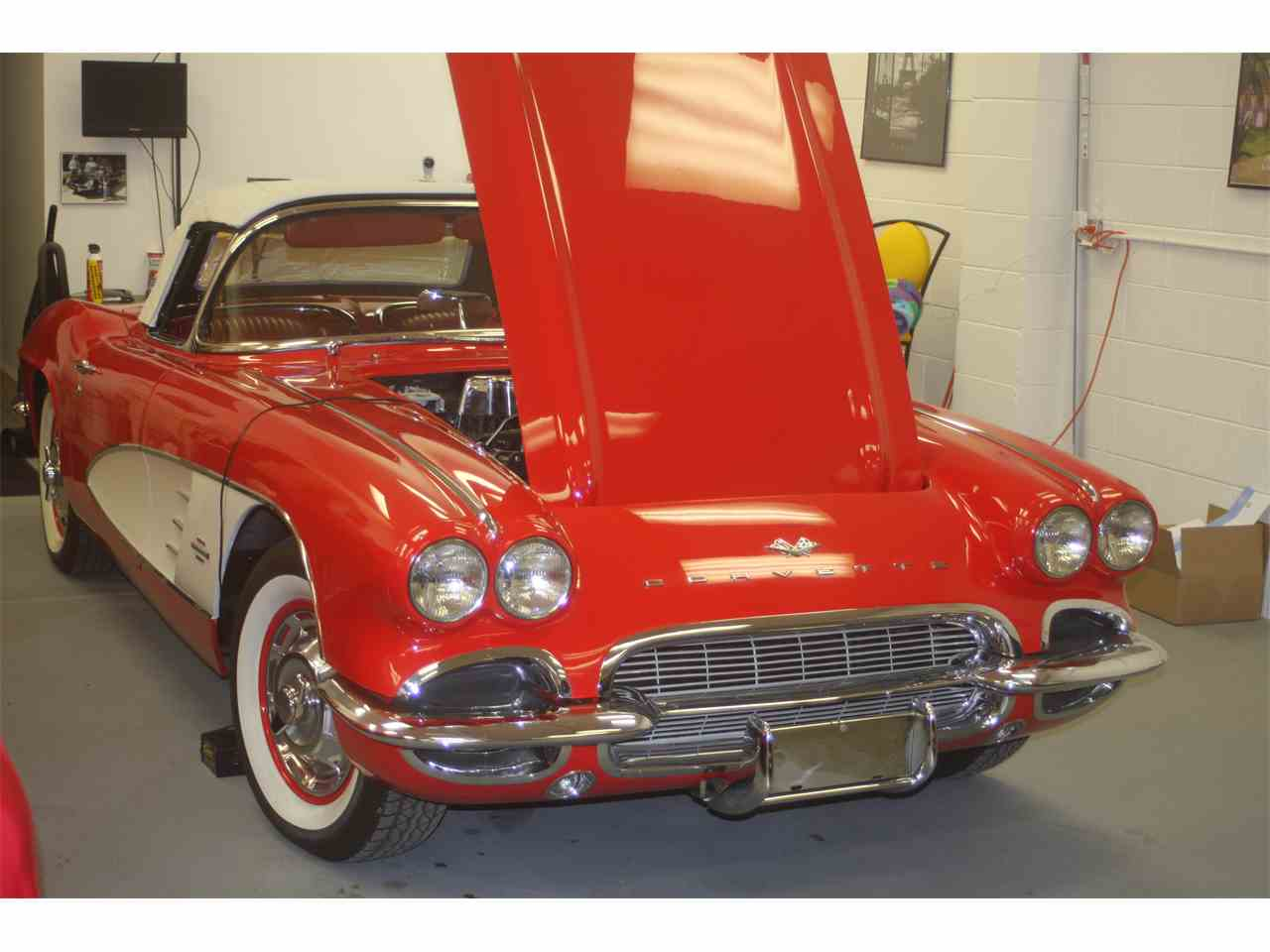 Large Picture of '61 Corvette - DOWP