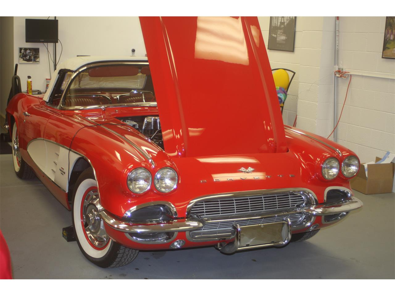 Large Picture of 1961 Corvette Offered by a Private Seller - DOWP