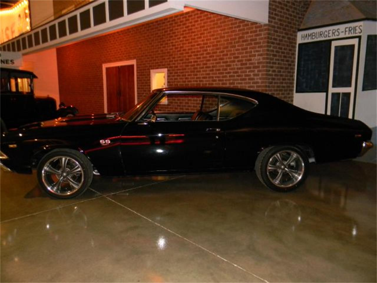 Large Picture of '69 Chevelle - DOXC