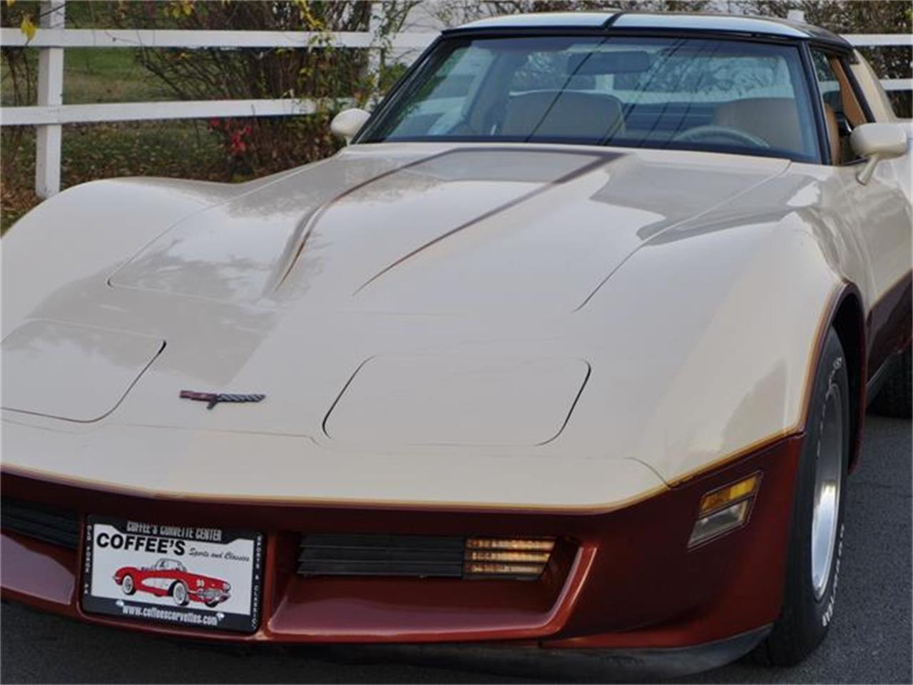 Large Picture of '81 Corvette - DISV