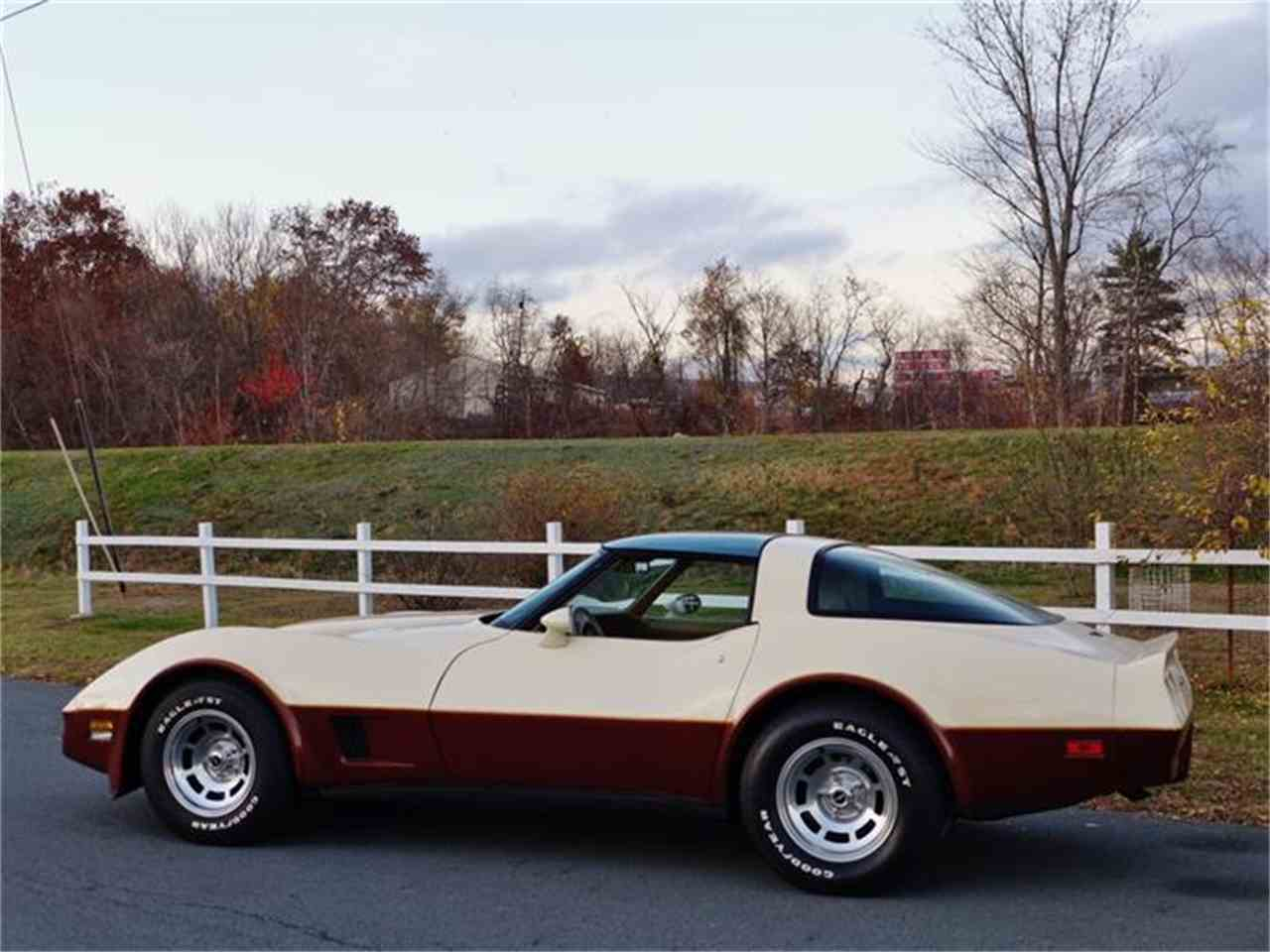 Large Picture of '81 Corvette - DISV