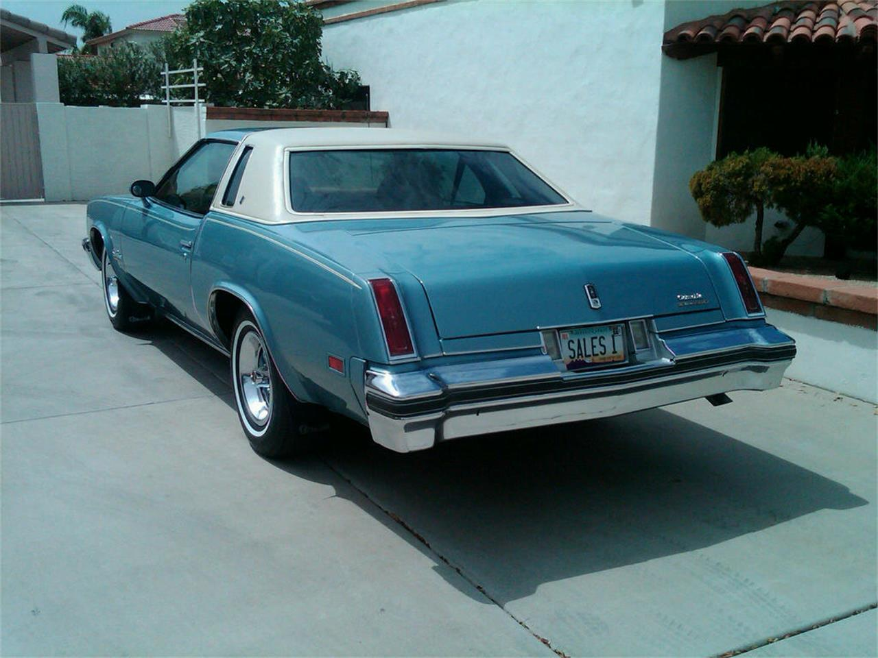 Large Picture of '77 Cutlass - DISY