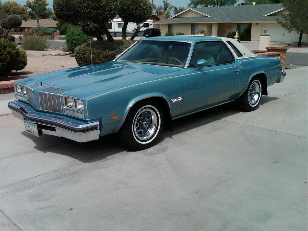 Large Picture of '77 Cutlass located in Arizona Offered by a Private Seller - DISY