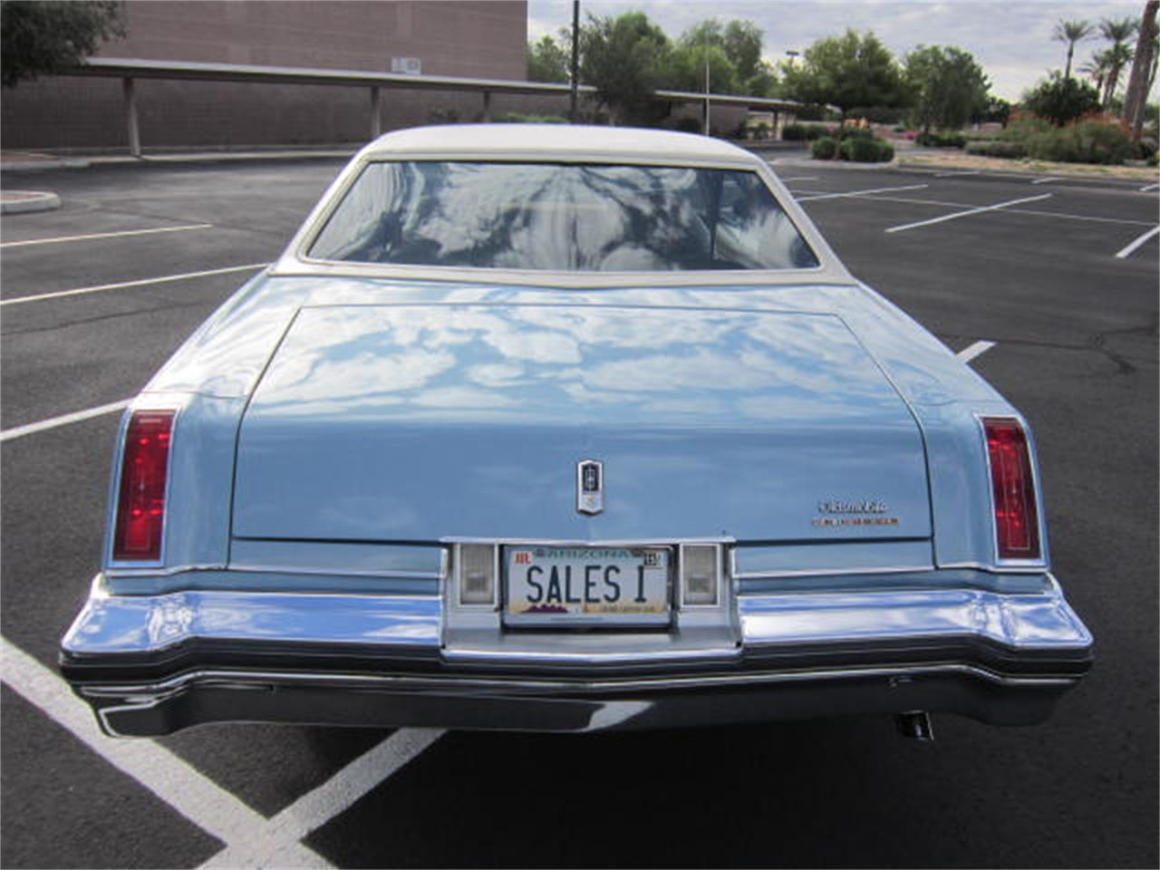 Large Picture of '77 Oldsmobile Cutlass located in Glendale Arizona Offered by a Private Seller - DISY