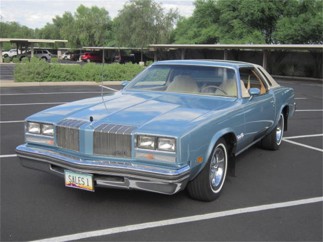 Large Picture of 1977 Cutlass located in Glendale Arizona - $15,000.00 - DISY