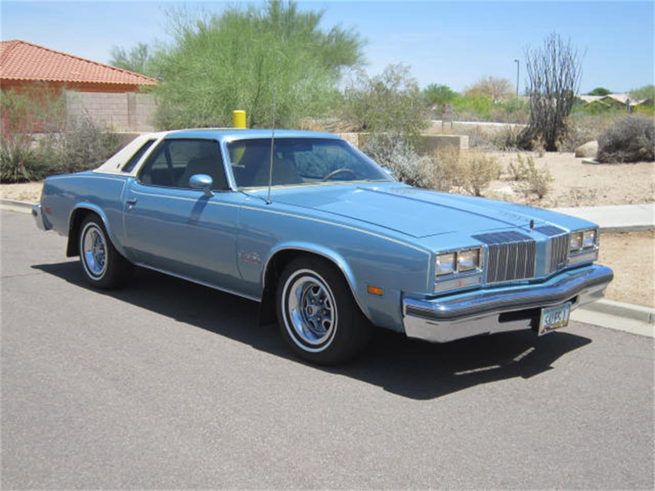 Large Picture of '77 Oldsmobile Cutlass - DISY